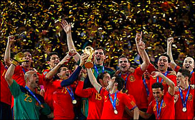 world cup- with- spain-epathram