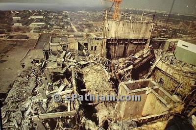chernobyl reactor-epathram