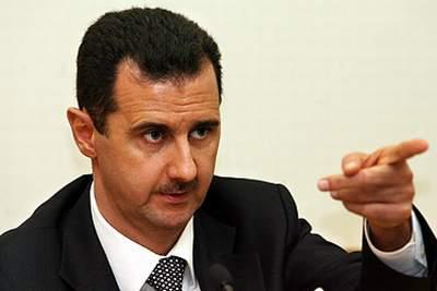 syrian-president-Assad-epathram