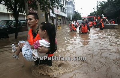 China Flood-epathram