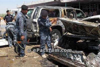 iraq attacks-epathram
