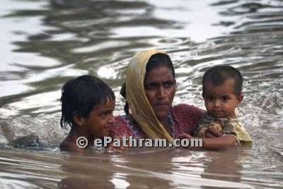 pakistan floods-epathram