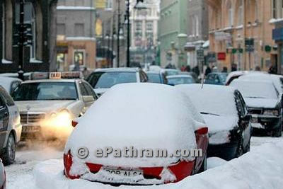 Extreme-Cold-In-Europe-epathram
