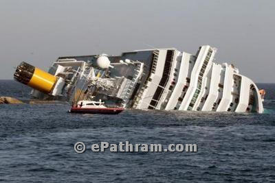Italian-cruise-ship-wreck-epathram