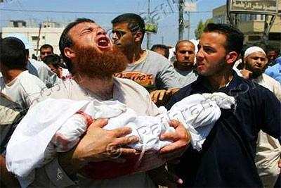 israel-air-strike-gaza-epathram