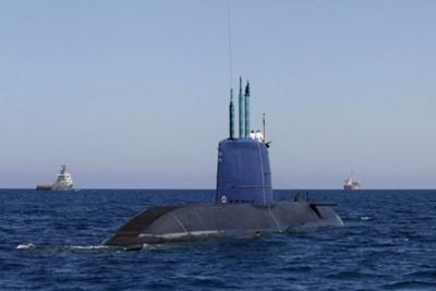 israel submarines-epathram