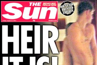 sun-tabloid-with-harry-naked-photo-ePathram