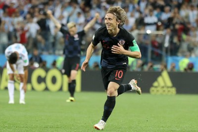world-cup-2018-croatia-s-player-luka-modric-celebrates-scoring-second-goal-to-argentina-ePathram
